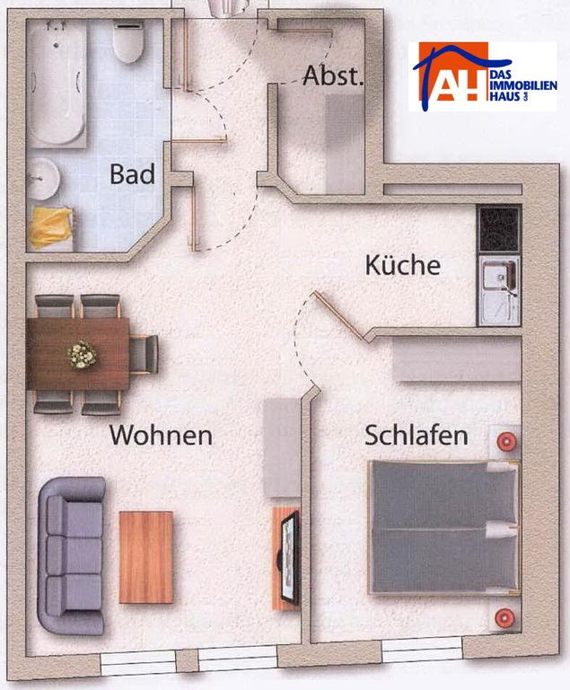 Klein Aber Fein Ruhige 2 Zi Wohnung Mitten In Der Ravensburger