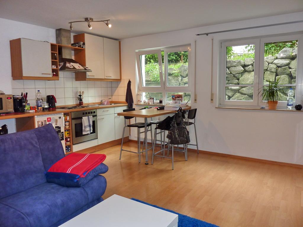 kleine gem tliche 2 zi wohnung in innenstadtnaher lage von ravensburg vermietung ah das. Black Bedroom Furniture Sets. Home Design Ideas