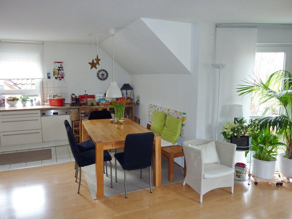 Modern und innenstadtnah wohnen eine gut ausgestattete 4 for Wohnen modern