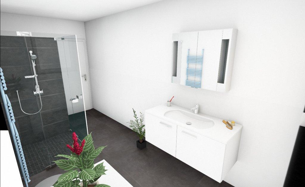 Moderne häuser innen bad  Moderne Wohnanlage mit 6 Eigentumswohnungen in 2 Häusern in ...