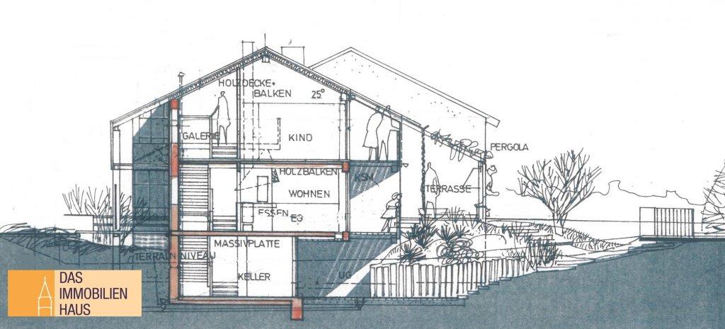 einfamilien architekten haus offenes wohnen mit gro em garten in weingarten h user. Black Bedroom Furniture Sets. Home Design Ideas