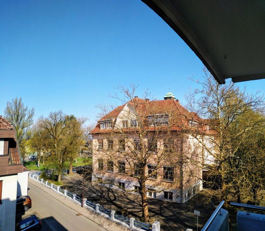 Haus Weingarten: Mitten In Weingarten! 3-Zi.-Wohnung Mit Balkon