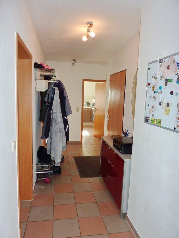 Schön(er) Wohnen in Ostrach! Geräumige 4-Zimmer-EG-Wohnung ...