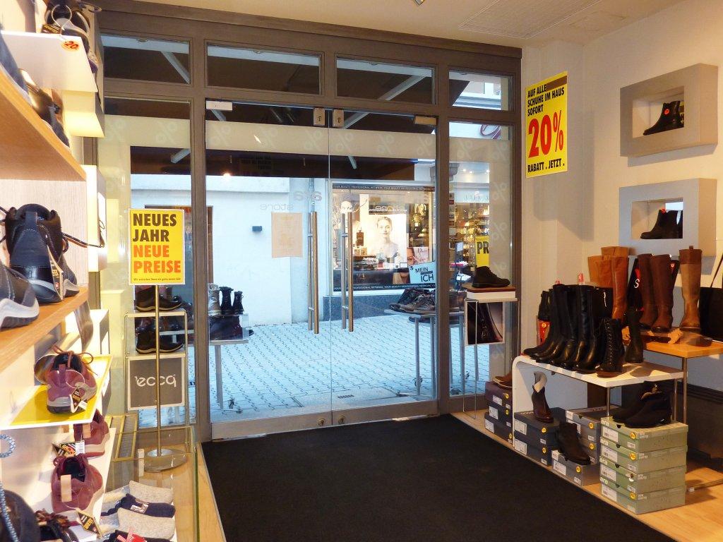 Ravensburg   Altstadt Ladenfläche in TOP Geschäftslage ...